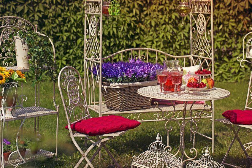 Was beim Kauf von Gartenmöbeln zu beachten ist ...