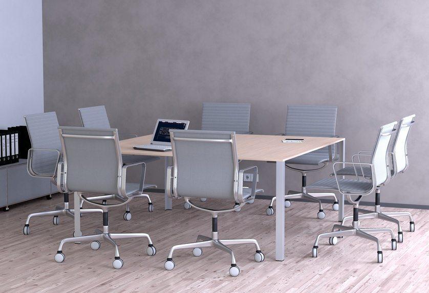 Konferenz-Stühle. (Bild: fischer-cg.de / Fotolia.com)
