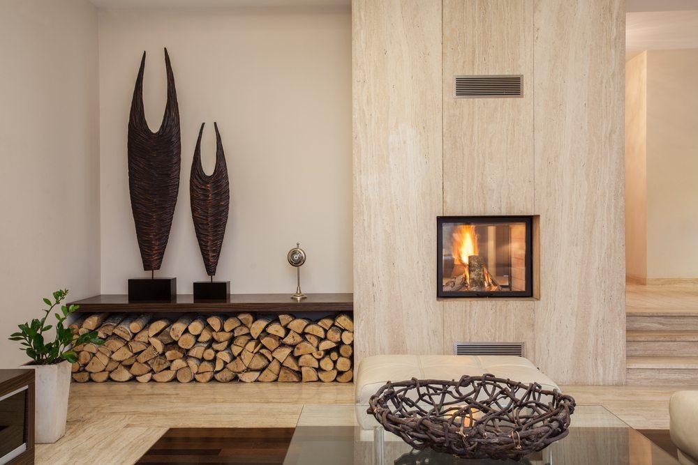 Wohnungseinrichtung ganz in Holz. (Bild:  Photographee.eu / Shhutterstock.com)
