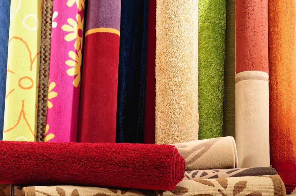 Teppich - Vorsicht bei Farbe und Musterung. (Bild: K. Miri Photography / Shutterstock.com)