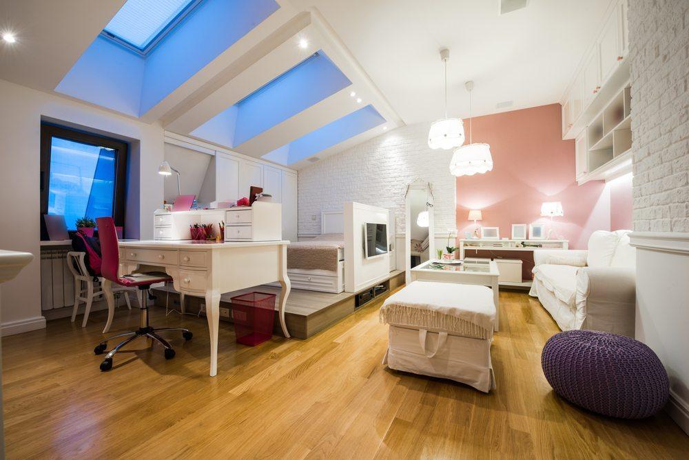Schlafzimmer Mit Dachschräge Renovieren: Schlafzimmer gestaltung mit ...