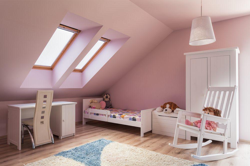Ideen schlafzimmer unterm dach ~ Dachgeschoss optimal nutzen So ...