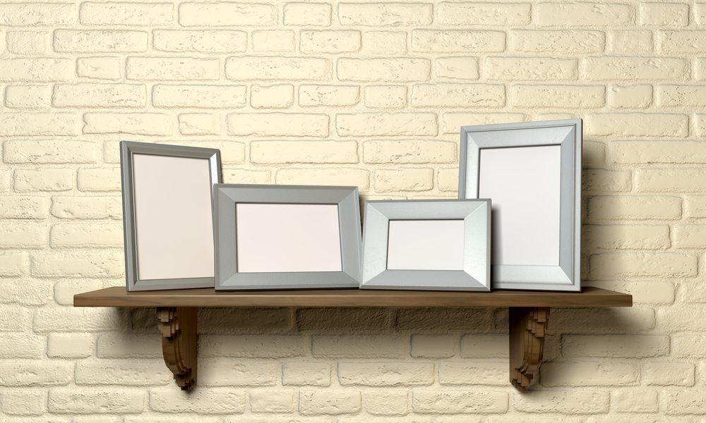 Der Wechselrahmen ist der vermutlich verbreitetste Bilderrahmen. (Bild: albund / Shutterstock.com)
