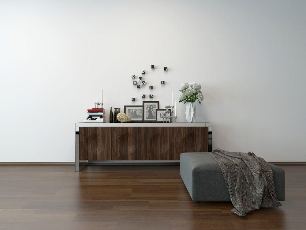 Ganz nach Ihren Vorlieben wählen Sie die Oberflächengestaltung modern ganz in Lack oder eher klassisch matt. (Bild: PlusONE / Shutterstock.com)