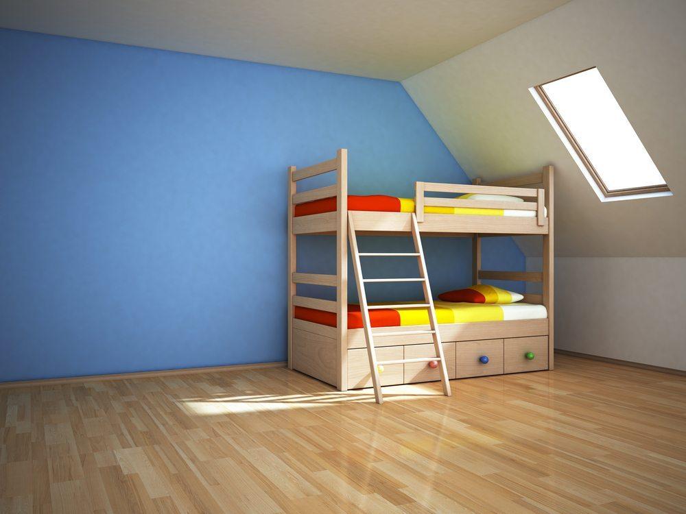 Stockbett. (Bild: hkeita / Shutterstock.com)