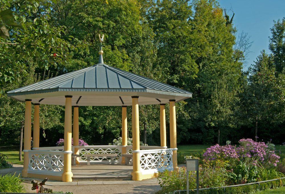 Gartenpavillon Holz Aufbauen ~ Gartenpavillon – Charmanter Rückzugsort mit Atmosphäre