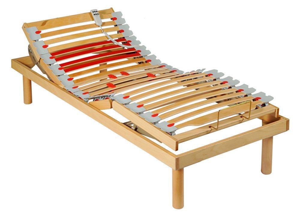 Der Lattenrost selber wird notwendig, wenn kein System in das Bett integriert ist. (Bild: Photology1971 / Shutterstock.com)