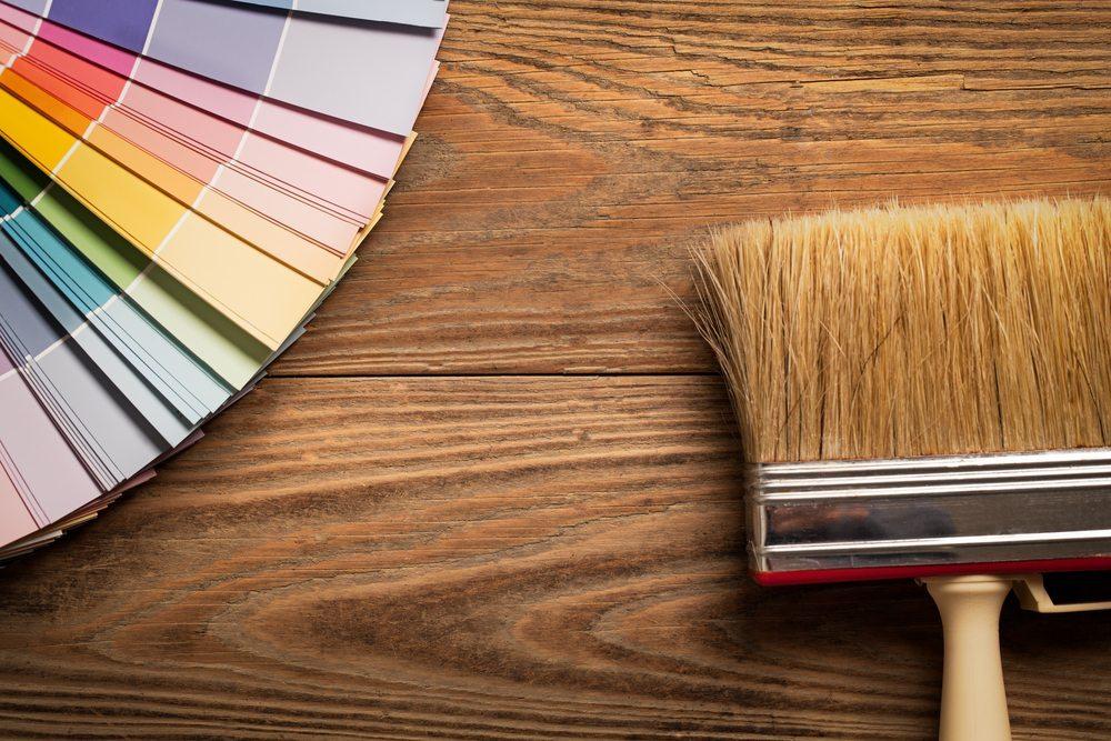 Vor dem Streichen ist nach der Einrichtung. (Bild: luminaimages / Shutterstock.com)