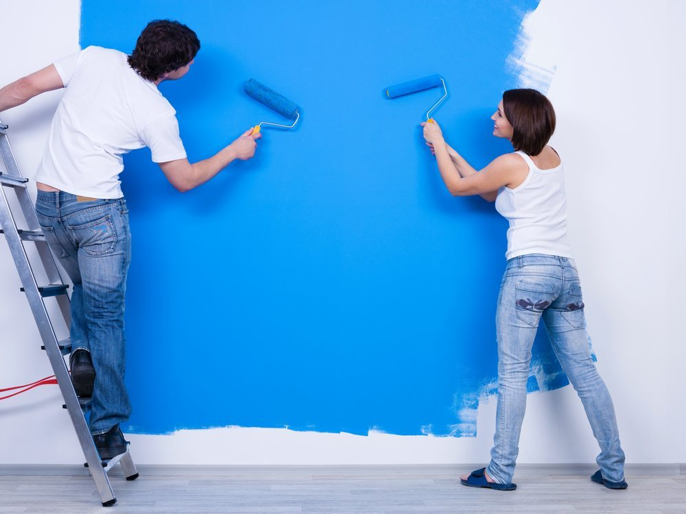 ... Farbig Gestalten › Moebeltipps.ch wohnzimmer wände farbig gestalten