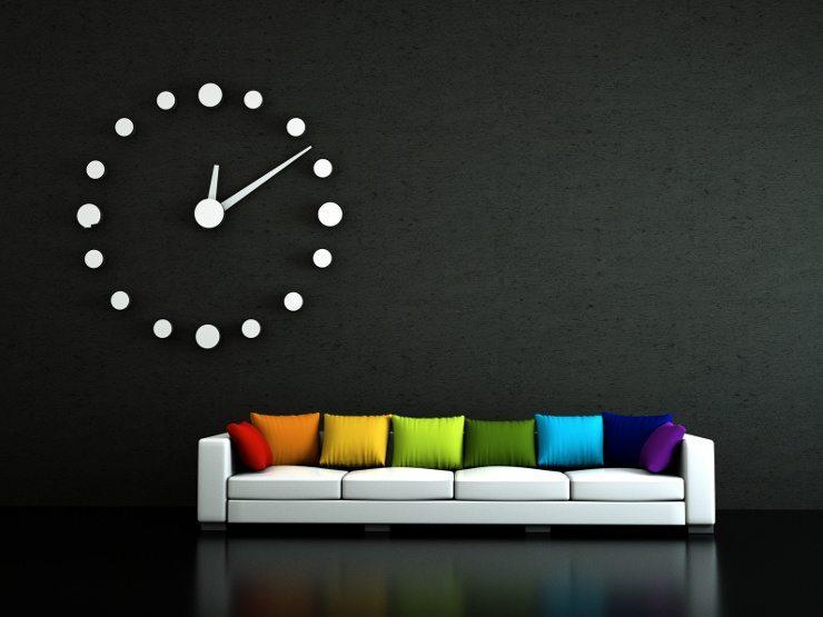 Kreieren Sie mit einem Ledersofa ein stilvolles Ambiente. (Bild: © virtua73 - Fotolia.com)
