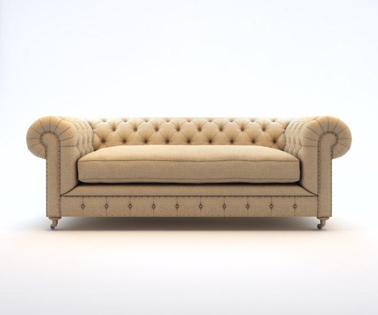 Polstermöbel schaffen ein gemütliches Ambiente. (Bild: © visnezh - Fotolia.com)