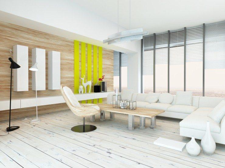 Ein Sofa vom Designer wertet jedes Wohnzimmer auf. (Bild: © XtravaganT - Fotolia.com)
