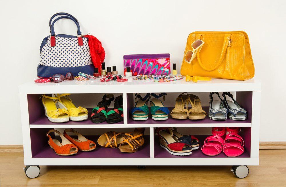 Ablage für die Handtasche oder den Hut. (Bild: Iulian Valentin / Shutterstock.com)