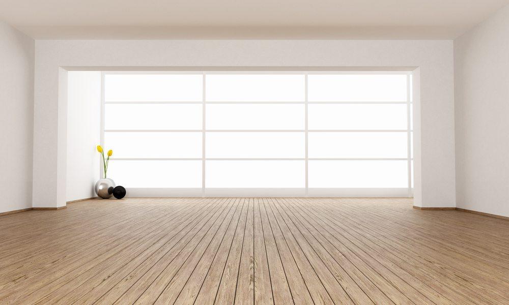 Die Grösse des Raumes ist wichtig für die Auswahl der neuen Möblierung. (Bild: archideaphoto / Shutterstock.com)