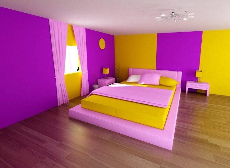 Mit dem passenden Bett eine Schlafoase einrichten. (Bild: © adel_usto - Fotolia.com)