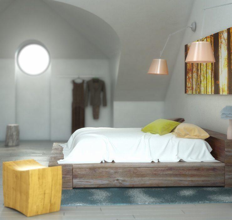 Wählen Sie ein Bett ganz nach Ihrem Wohngeschmack. (Bild: © arsdigital - Fotolia.com)