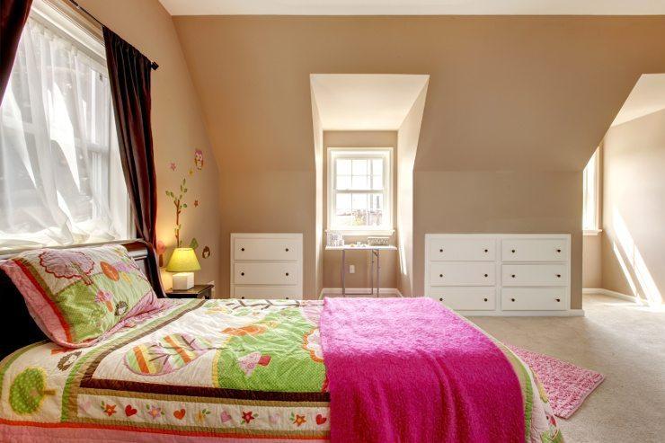 Ein traumhaftes Bett bietet süße Träume. (Bild: © Iriana Shiyan - Fotolia.com)