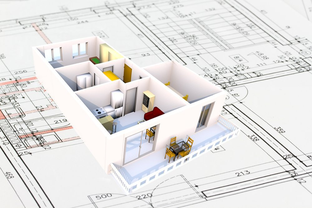 Mit virtuellen Einrichtungsplanern wird die Neu- oder Umgestaltung von Haus und Wohnung zum Kinderspiel. (Bild: Patryk Kosmider / Shutterstock.com)