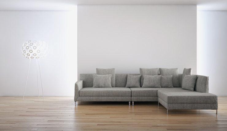 Ein Sofa gibt es in allen Stilen. (Bild: © 3darcastudio - Fotolia.com)