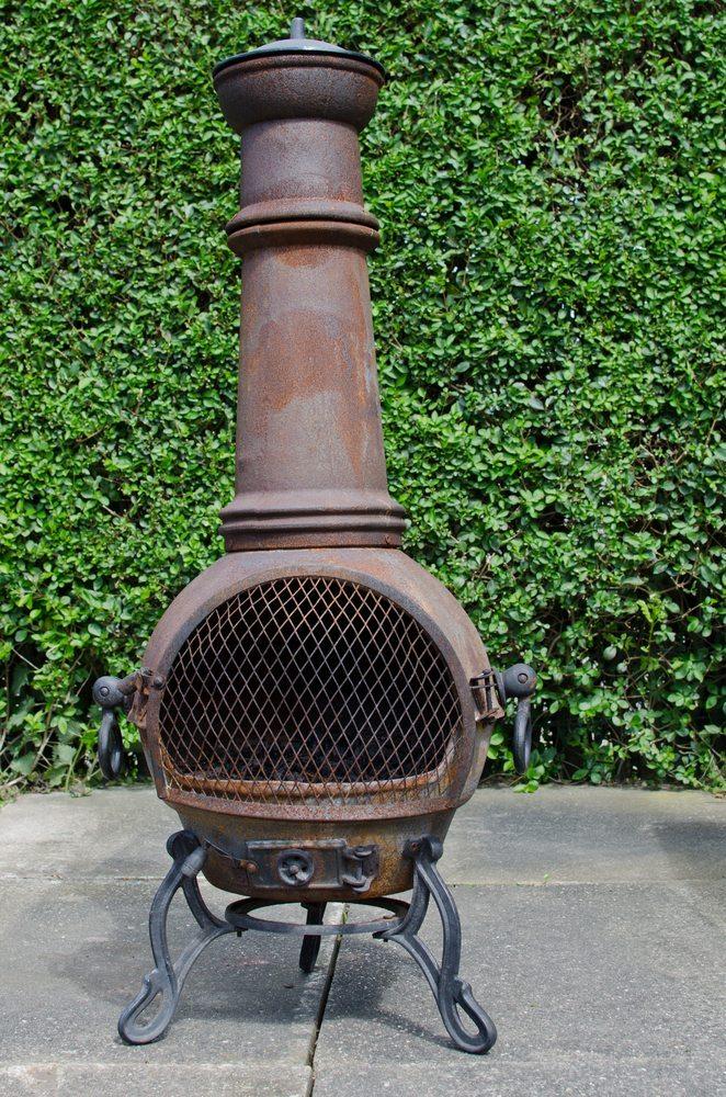 Ein Aztektenofen ist im Garten ein besonderes Highlight. (Bild: © SGM - shutterstock.com)