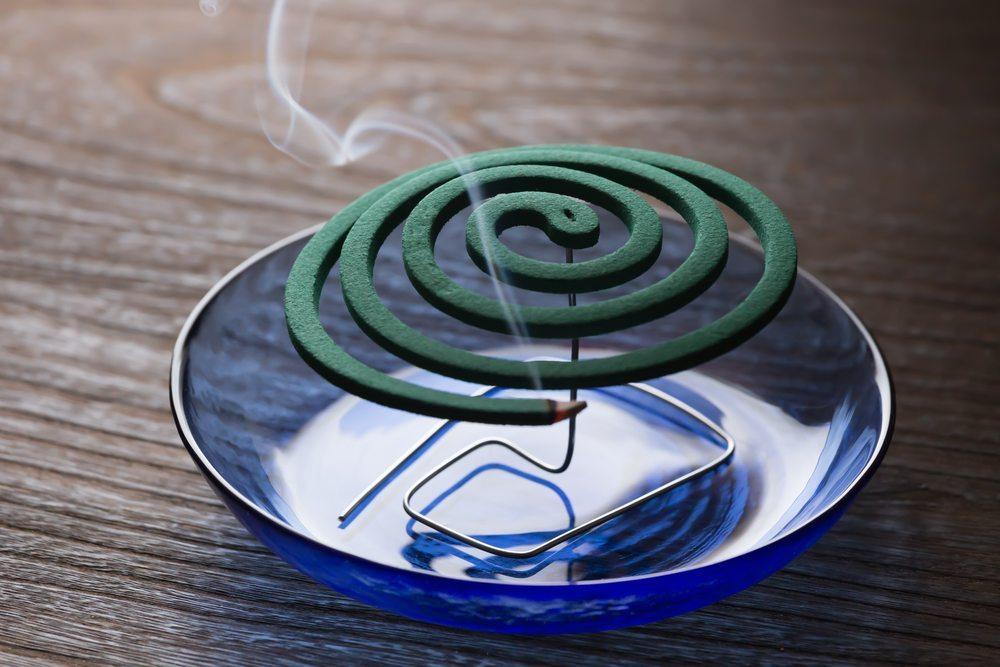 Liegt viel Citronella-Duft in der Luft, kann eine Insektenplage merklich reduziert werden. (Bild: © yaasa - shutterstock.com)