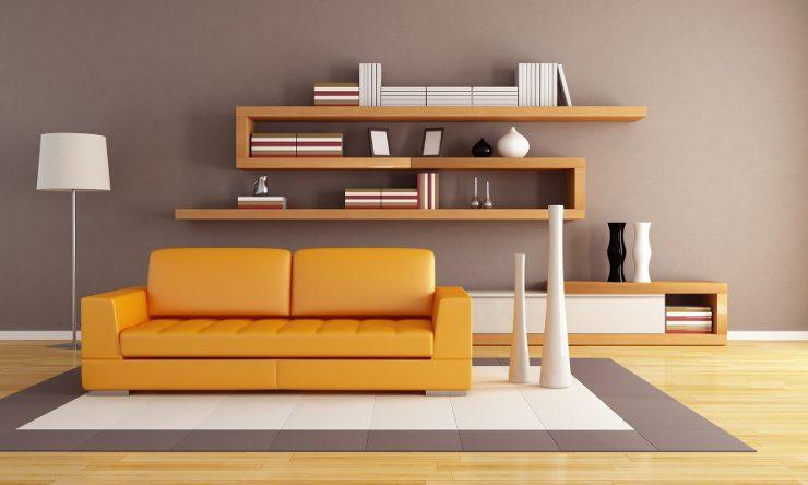 Ein Sofa schafft Gemütlichkeit. (Bild: © archideaphoto - Fotolia.com)