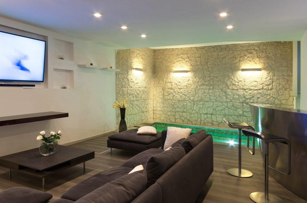 Beleuchtung Wohnzimmer Decke : Indirekte beleuchtung wohnzimmer ...