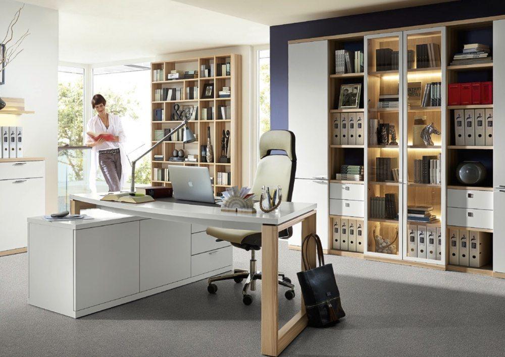 Home-Office in kleinen Räumen: den Arbeitsplatz geschickt und ...