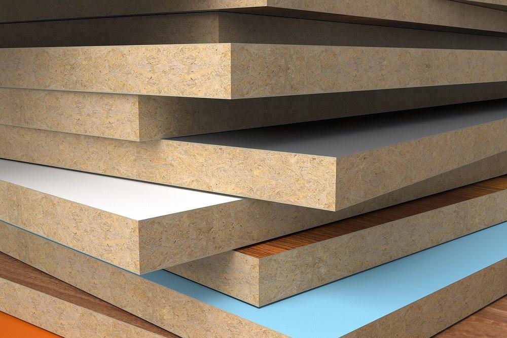 Spanplatten sind weder reparierbar, noch kann man sie auf sinnvolle Art wiederverwerten. (Bild: © Aksenenko Olga - shutterstock.com)