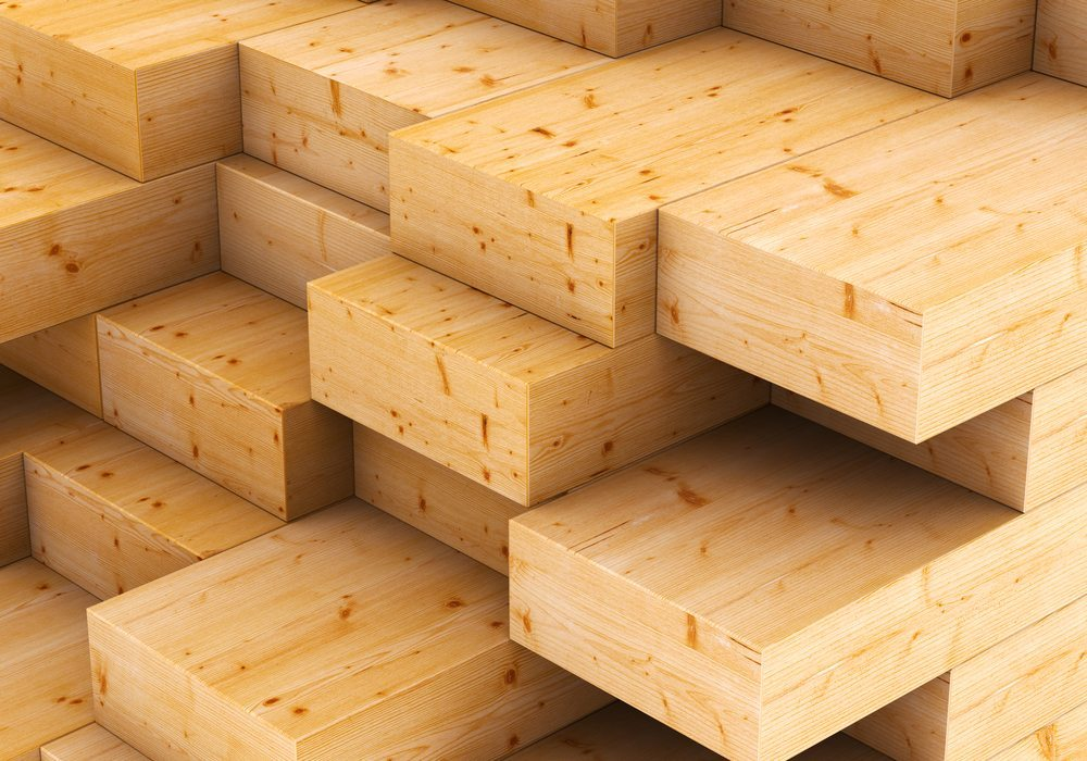 Holz verbindet wie kein anderer Werkstoff mehrere Vorteile miteinander. (Bild: science photo / Shutterstock.com)