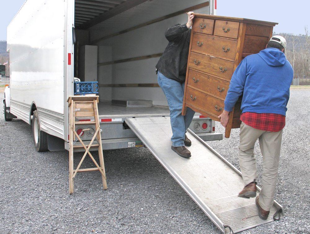 Umzug ist eine Herausforderung auch für Ihre Möbel. (Bild: Christina Richards / Shutterstock.com)