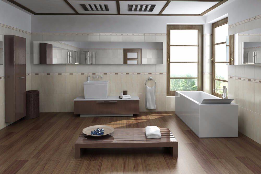 Das heimische Badezimmer avanciert zu einem regelrechten Wellnesstempel. (Bild: © PlusONE - shutterstock.com)