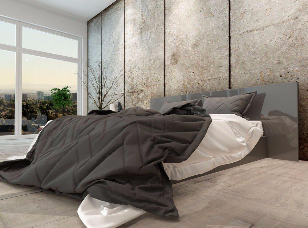 Nichts ist im Schlafzimmer unschöner als ein ungemachtes Bett. (Bild: © PlusONE - shutterstock.com)
