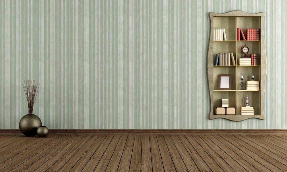 Tapeten liegen wieder voll im Trend (Bild: © Urheber - shutterstock.com) (Bild: © archideaphoto - fotolia.com)