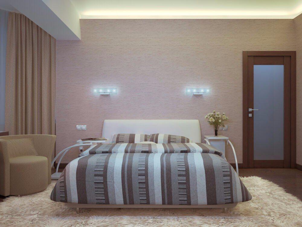 Für Paare ist es schön, wenn beide Partner an ihrer Bettseite ein wenig Platz haben. (Bild: © 3dimentii - shutterstock.com)