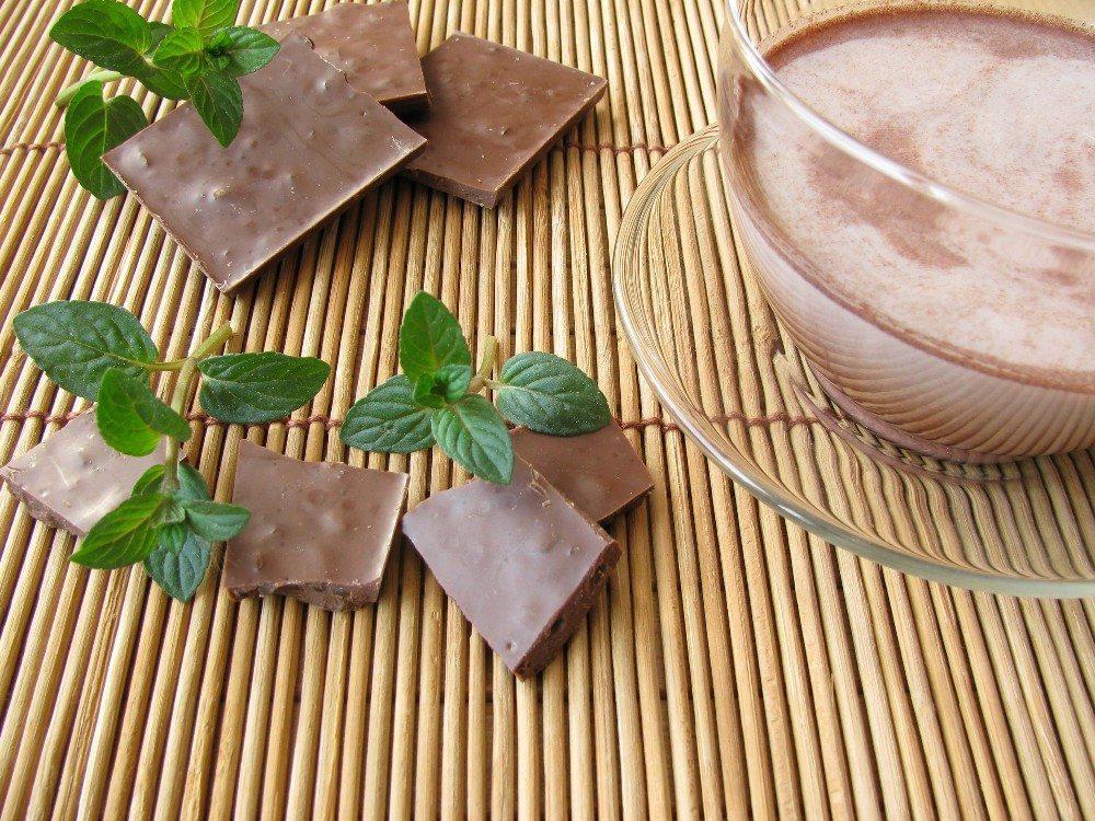 Vielseitig, nicht nur in der englischen Küche - Schokominze (Bild: © Heike Rau - fotolia.com)