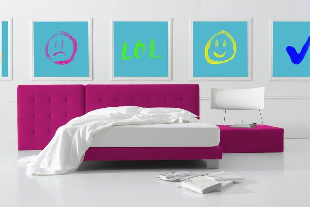 Der Trend geht hin zum individuellen Schlafzimmer. (Bild: © Room27 - shutterstock.com)