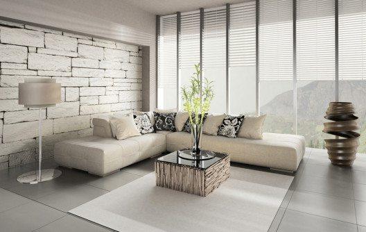 Wohnzimmer modern einrichten › moebeltipps.ch