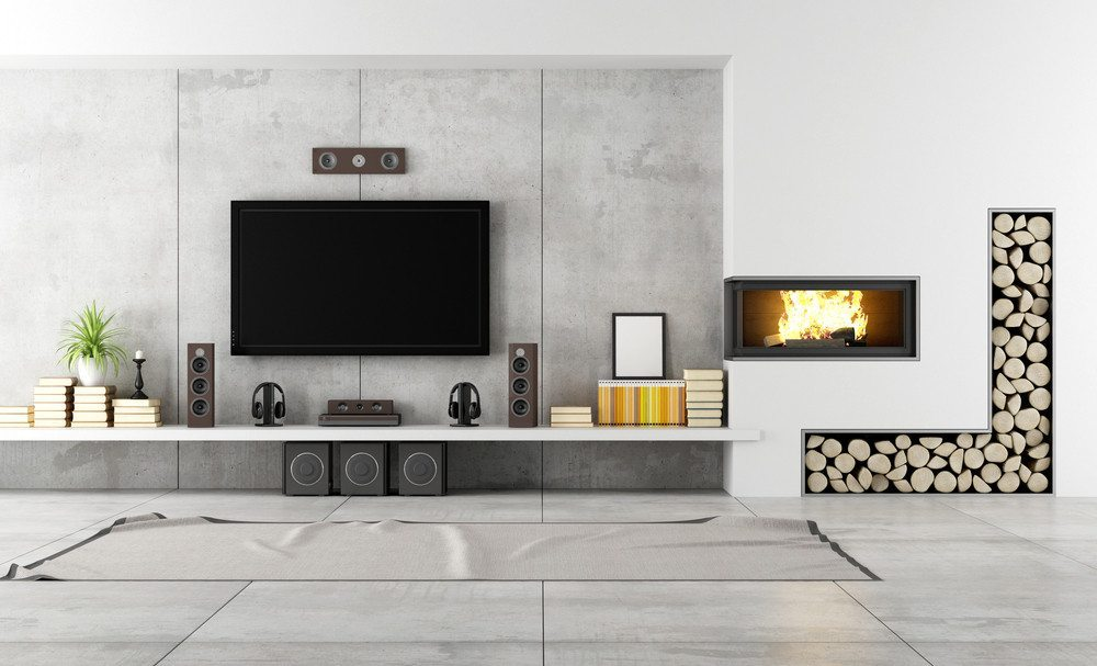 wohnzimmer modern einrichten › moebeltipps.ch, Mobel ideea