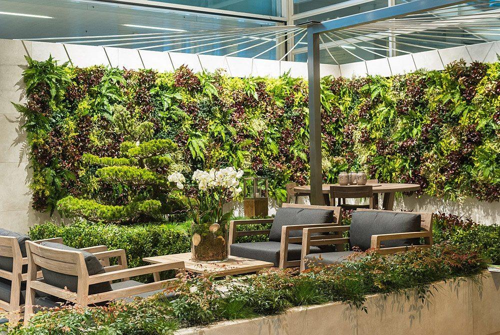 Sonderschau Showgarten: Verde in Equilibrio / Living Nature Landscape. (Bild: Giardina)