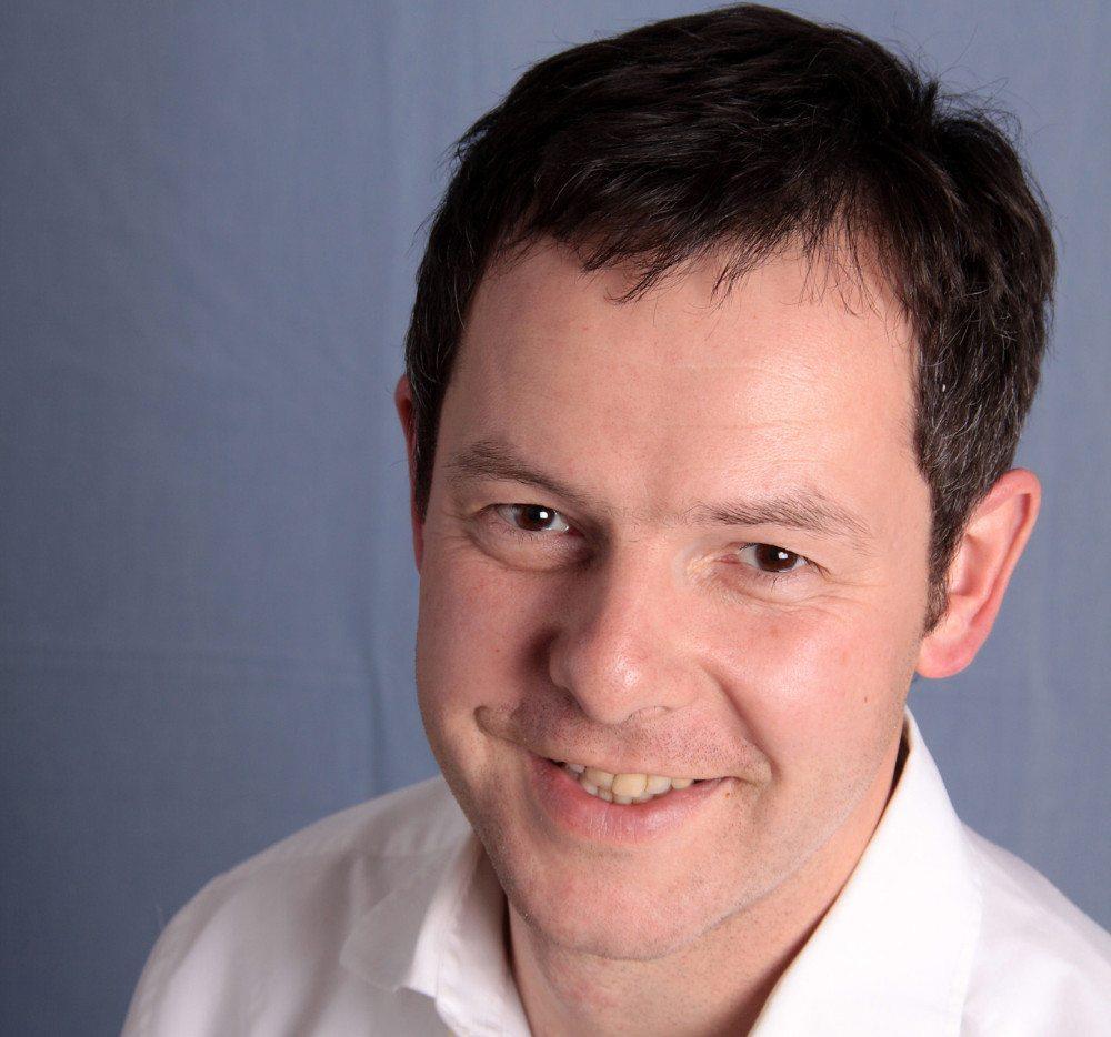 Andreas Ruf, Geschäftsführer der Initiative Pro Massivholz. (Bild: IPM)
