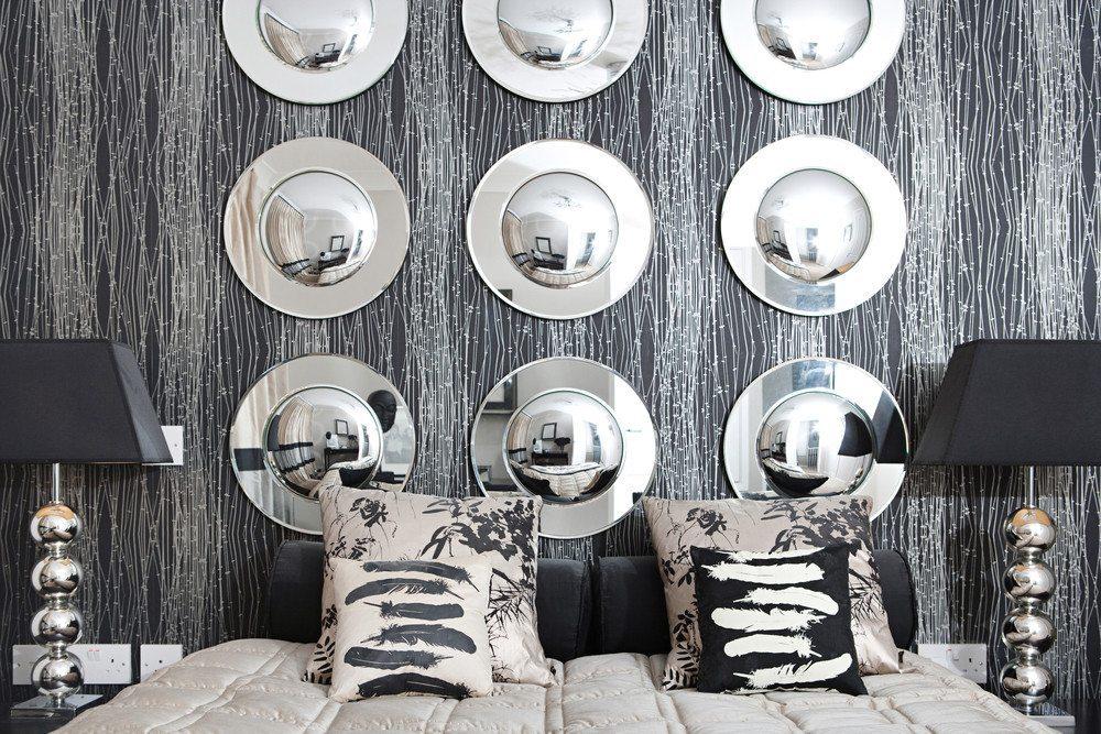 Silber ist bei der Wohndeko ganz vorne mit dabei. (Bild: MJTH – Shutterstock.com)
