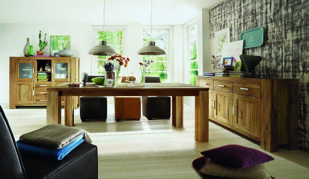 Woran kann man hochwertige Massivholzmöbel erkennen? (Bild: © allnatura.ch)