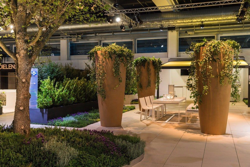 Bild 3: Bronze – Showgarten – STOBAG(Bild: © Giardina) Copyright: Giardina