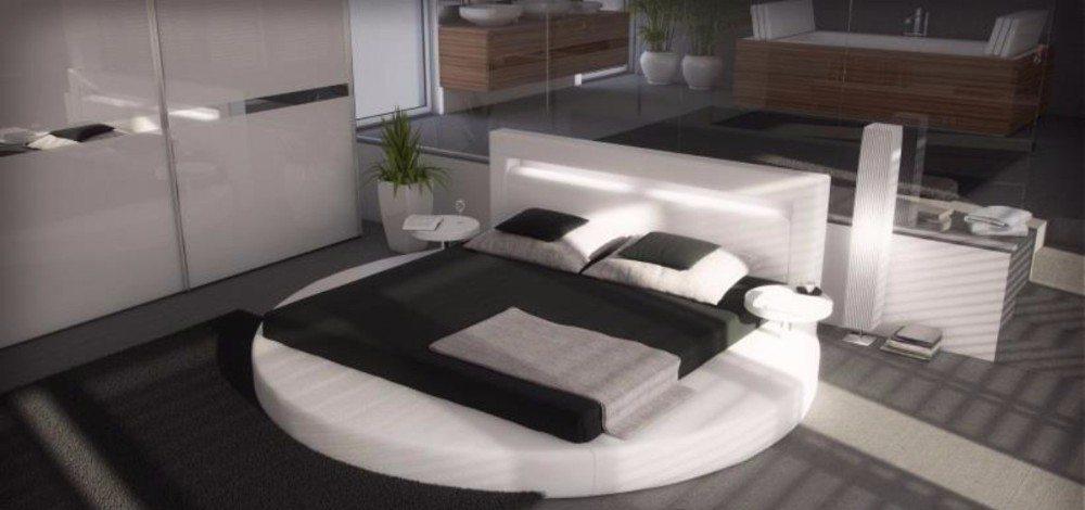 SAPORO Designer Bett aus dem Sortiment von ArteSi.ch