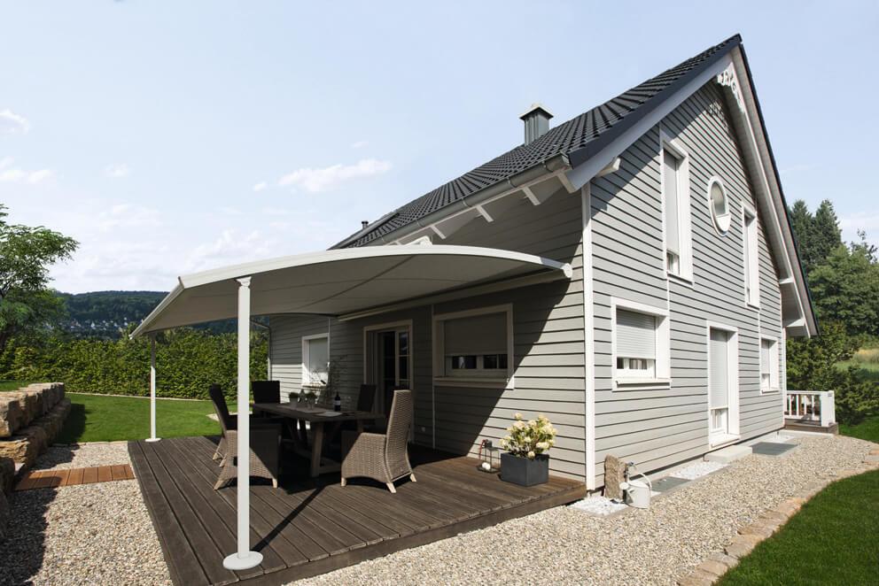 so wird die terrasse zur wohlf hloase. Black Bedroom Furniture Sets. Home Design Ideas