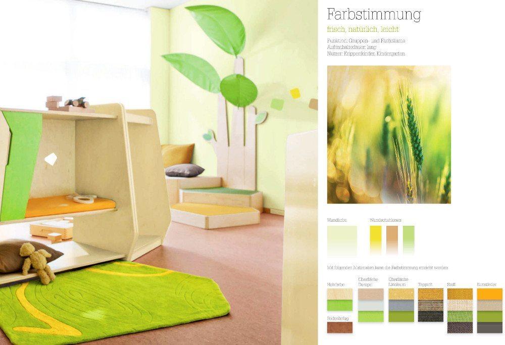 bedeutung von farben bei der raumgestaltung. Black Bedroom Furniture Sets. Home Design Ideas