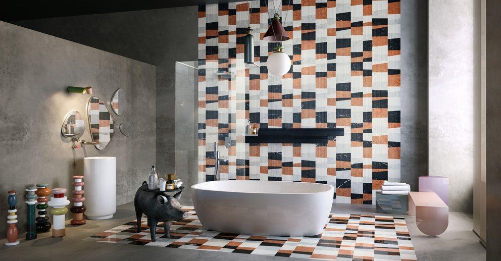 einheizende ideen f r das moderne bad. Black Bedroom Furniture Sets. Home Design Ideas