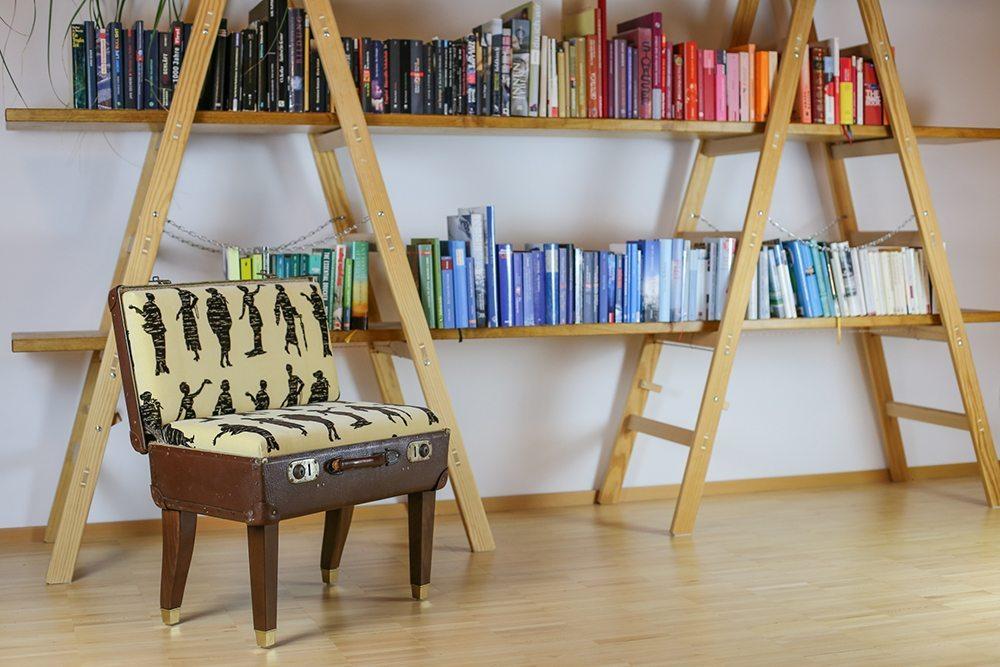 Persönlich und individuell – Koffermöbel (© IUNICUM GmbH)