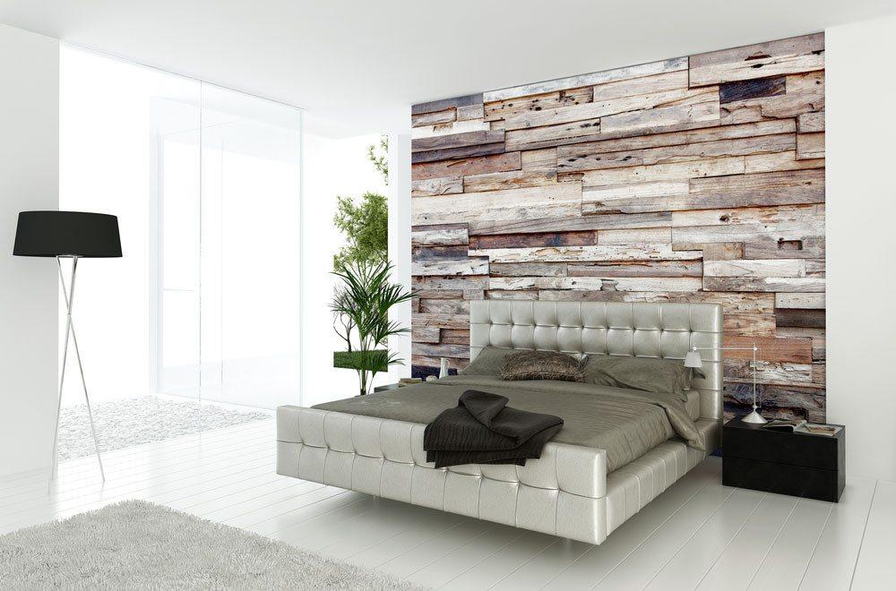 Die Gestaltung der Wände spielt im Schlafzimmer eine grosse Rolle. (Bild: PlusONE – Shutterstock.com)